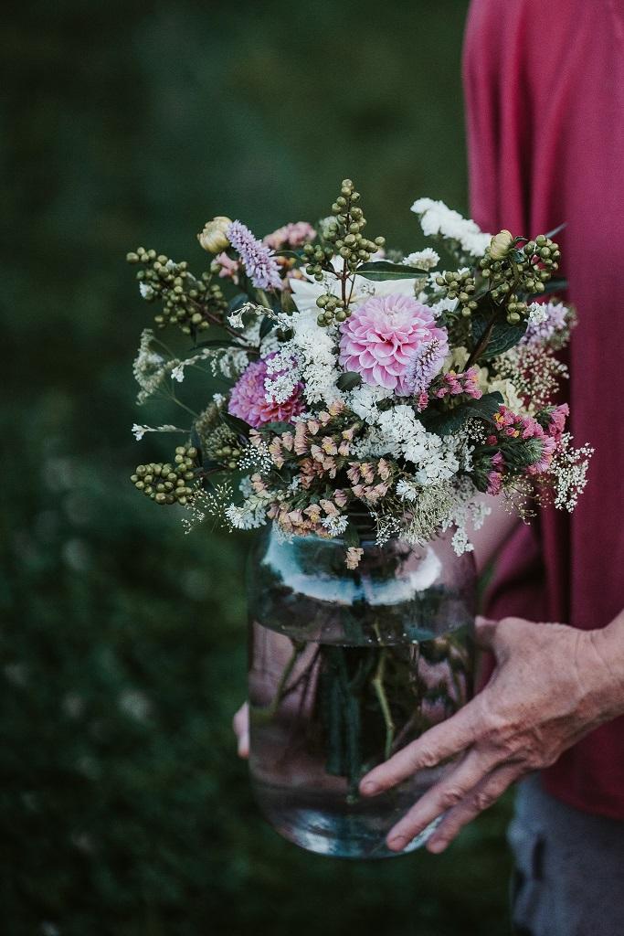 Svatební kytice Znojmo
